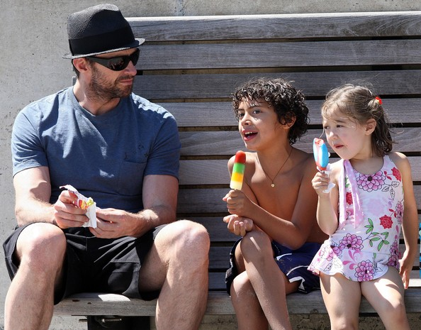 Hugh+Jackman+Kids+Out+Getting+Ice+Cream+5wpEbXgX2yrl